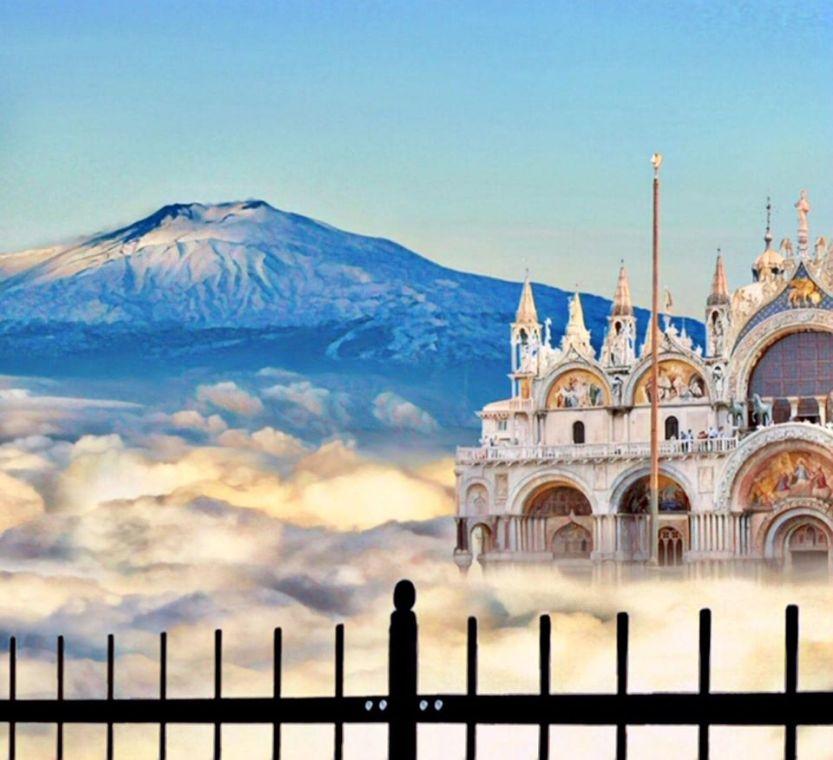 sogno cattedrale etna